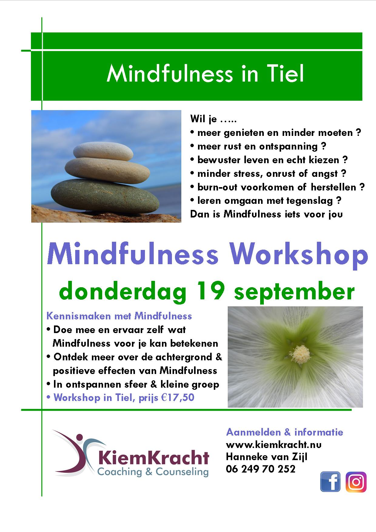 Mindfulness Intro 19-9-2019