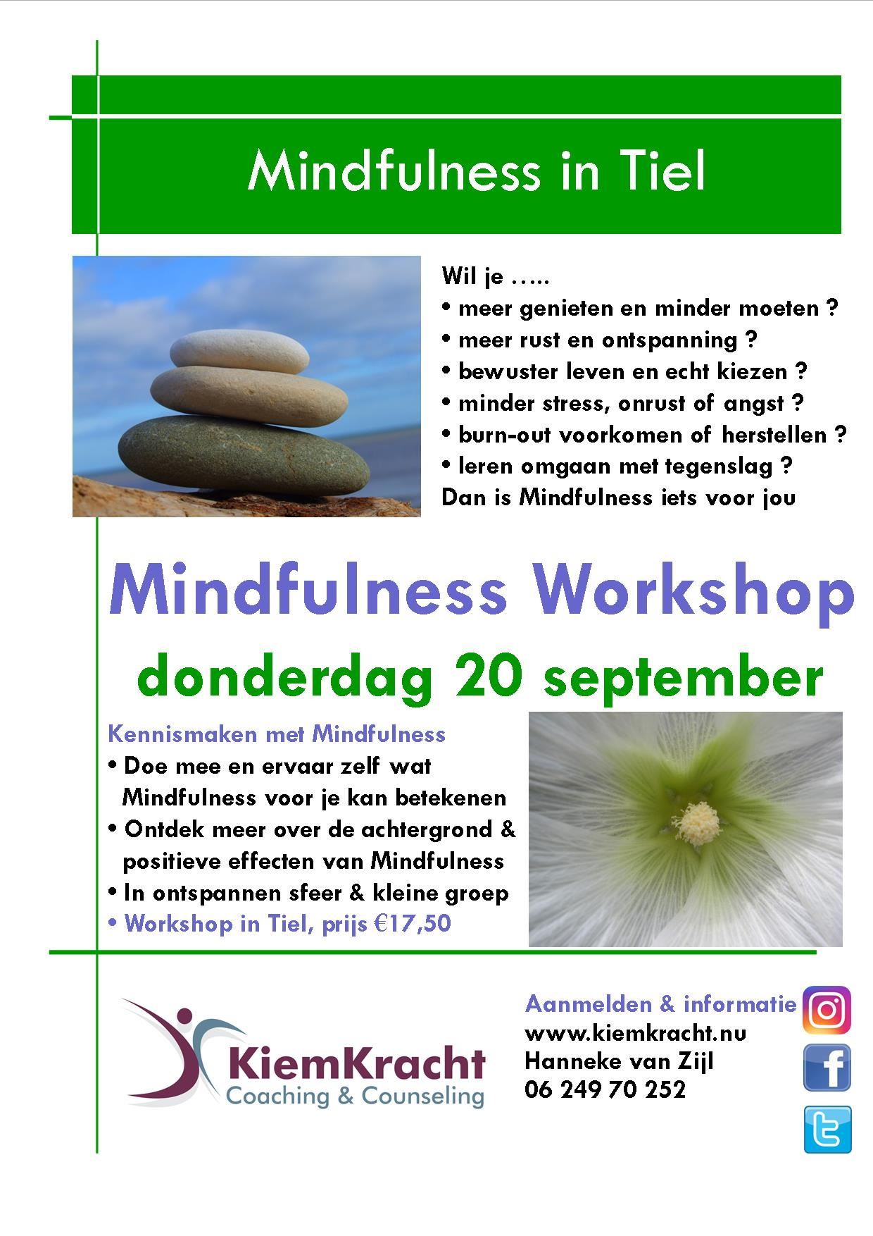 Mindfulness Intro 20-09-2018
