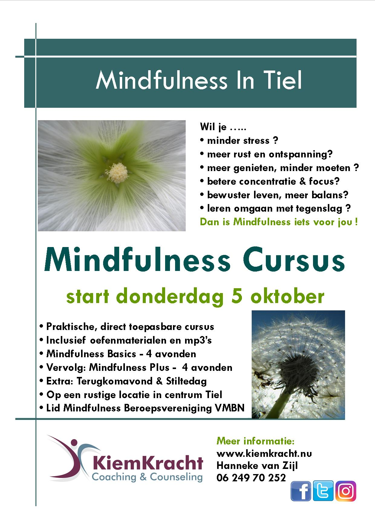 Mindfulness Training a 5-10- 2017